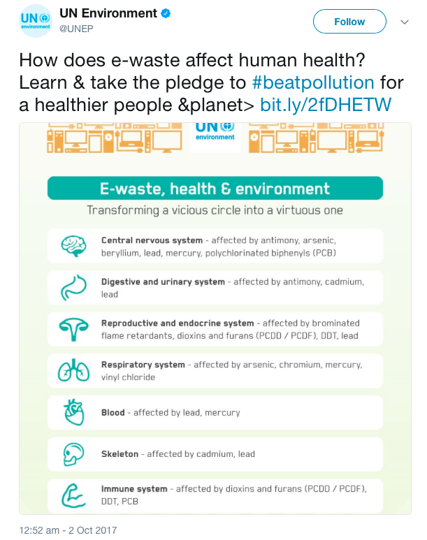 Join movement to 'beat pollution'