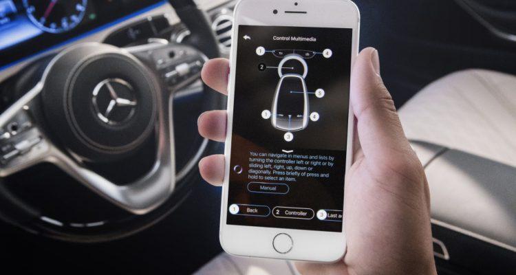 Mercedes Puts The Ar In Car Innovators Magazine