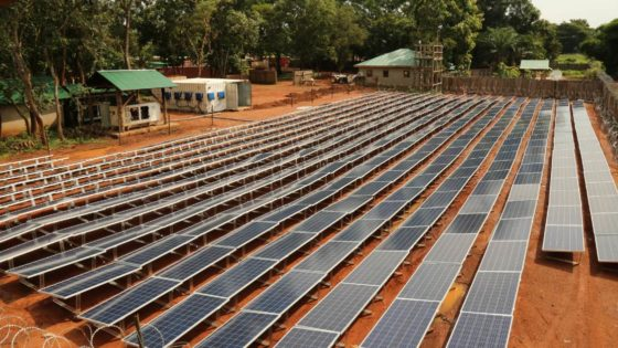Africa renewable power