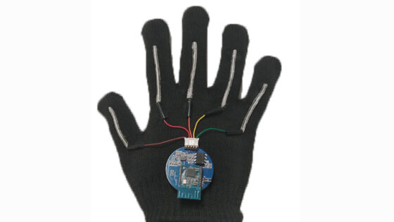 sign language wearable