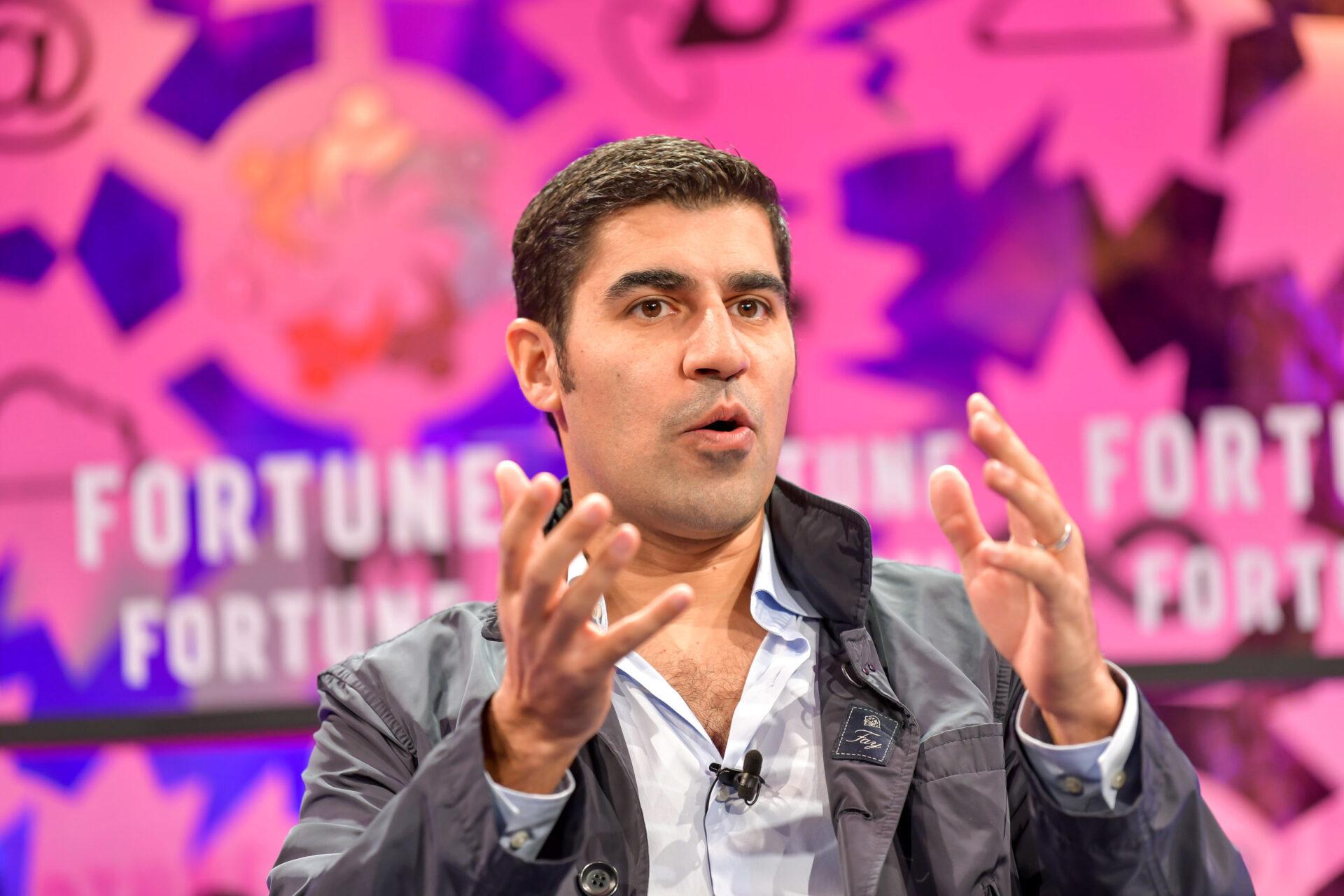 Dr Parag Khanna