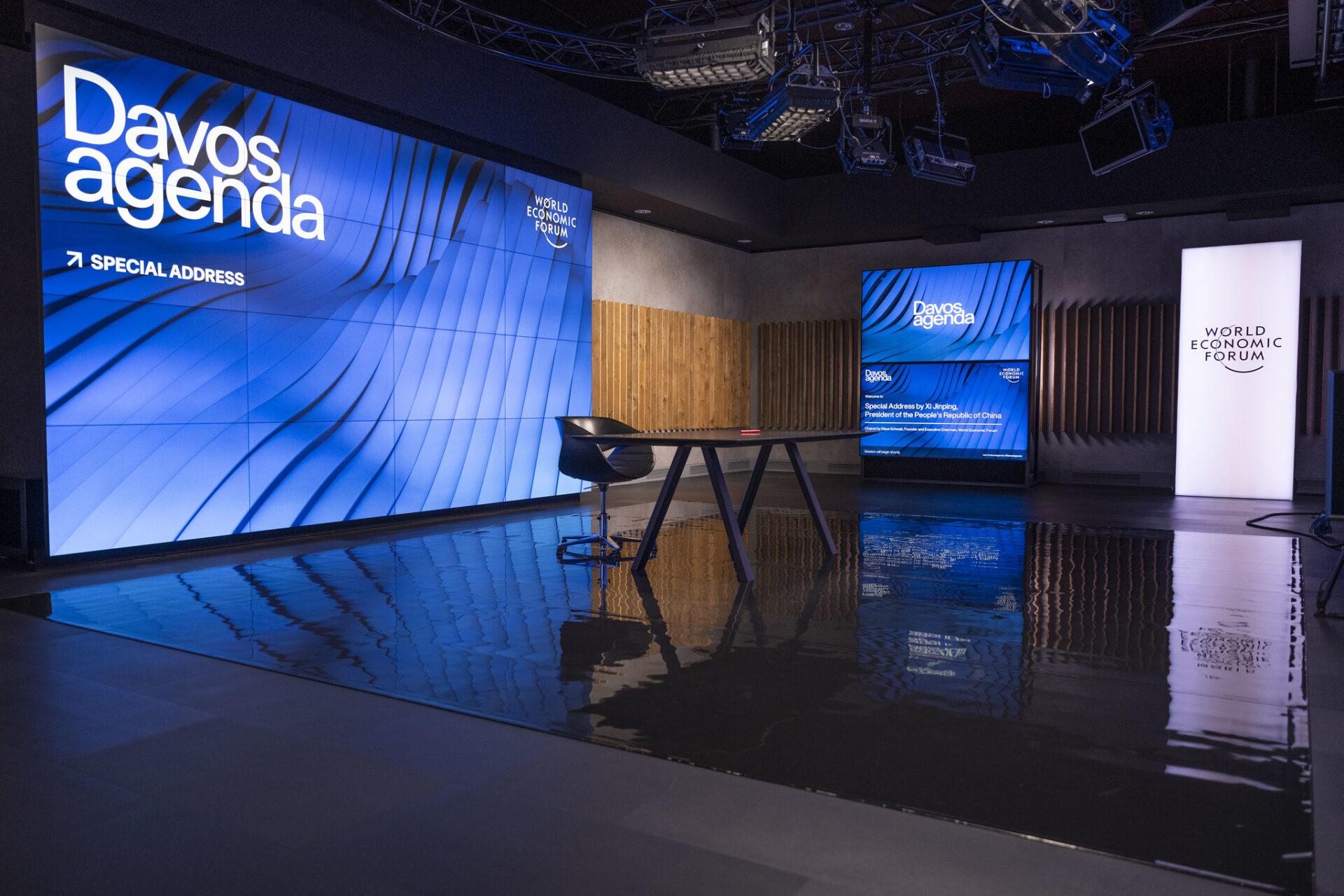 The Davos Agenda gets underway